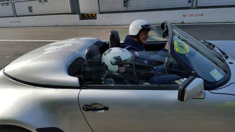 Sei ruote di speranza-Autodromo di Monza
